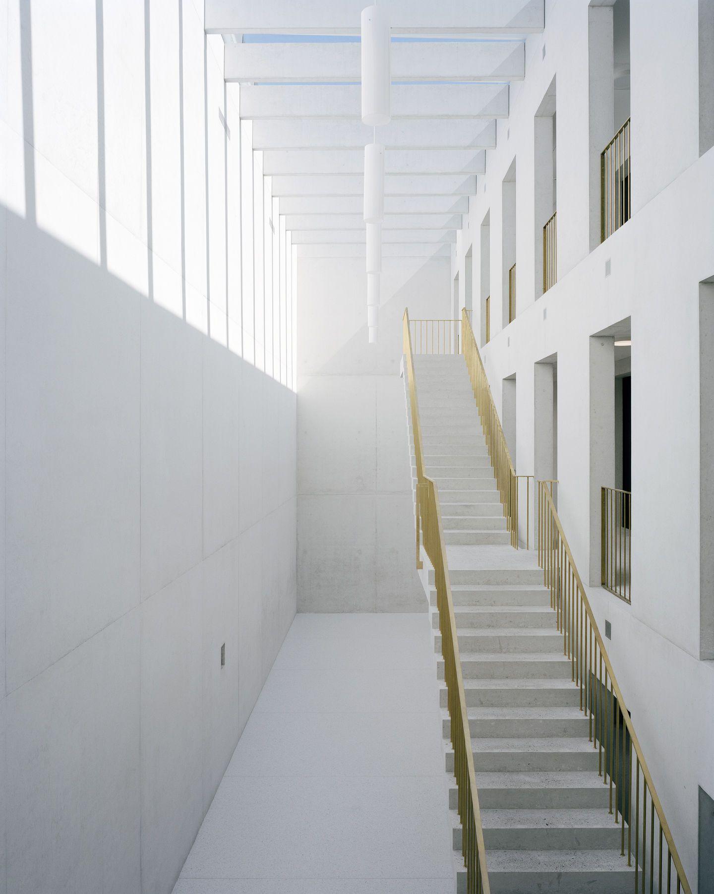 BEARTH & DEPLAZES ARCHITEKTEN, DURISCH + NOLLI Bellinzona Swiss Federal Criminal Court