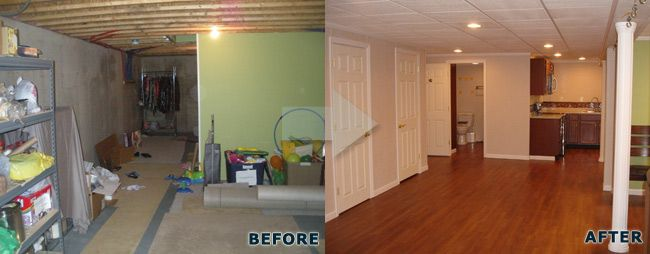 basement bedroom ideas before and after. designs for a low buget basements  view additional Basement Transformations and Finishing ideas Our hope s Pinterest Basements