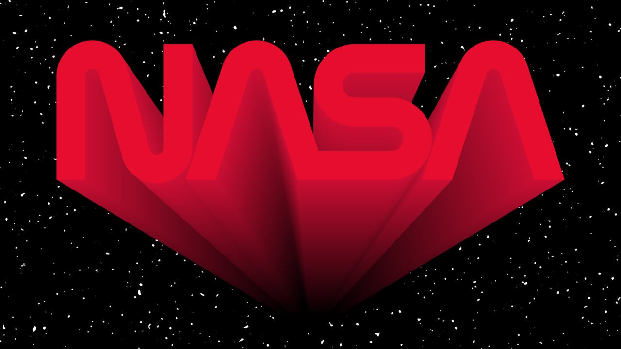 NASA brings back its iconic worm logo The agency's