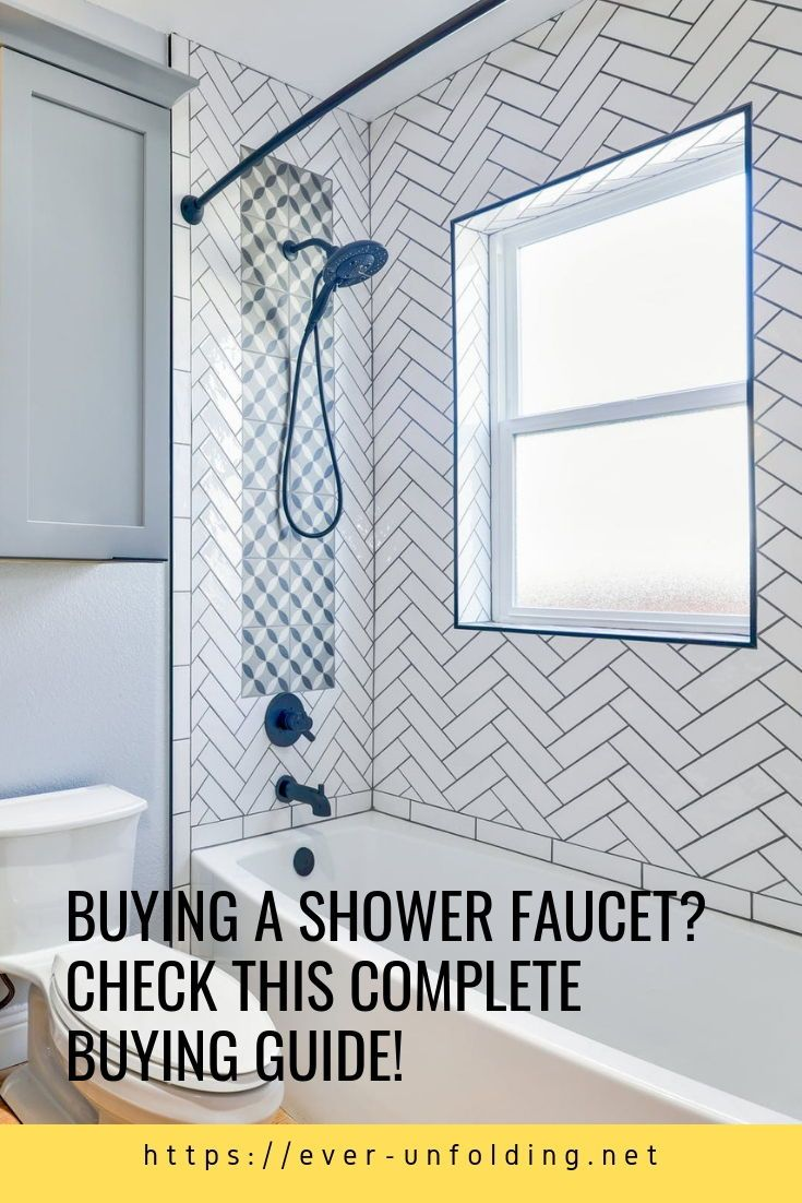 Best Shower Faucet Reviews In 2020 With Images Shower Faucet