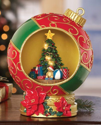 Collectible Lighted Holiday Ornament Decoration ** This is an Amazon Affiliate link. Want to know more, click on the image.