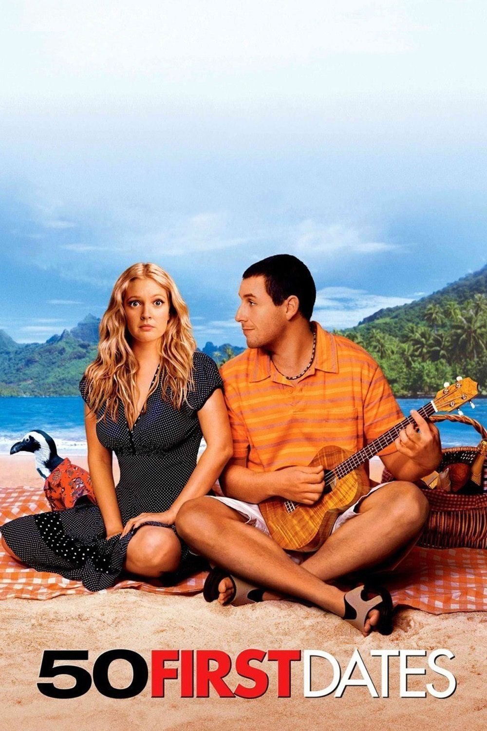 click image to watch 50 First Dates (2004) 50 first