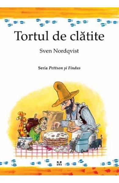 Tortul de clatite - Sven Nordqvist