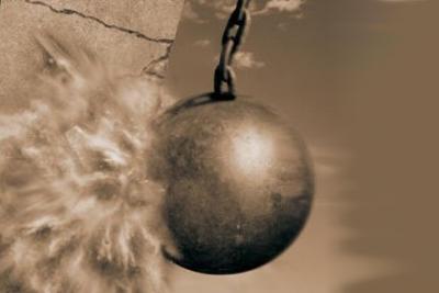 Stop Monsanto S Wrecking Ball Wrecking Ball Glass Floats Christmas Bulbs
