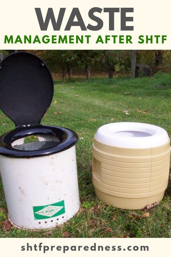 Shtf Emergency Preparedness: Waste Management After SHTF
