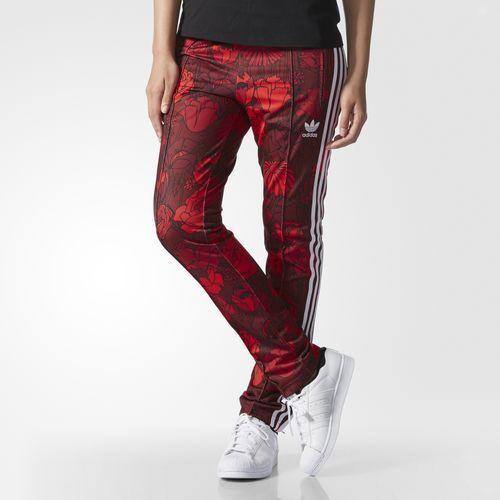 Firebird track pants rojo S T y l e Pinterest adidas rojo