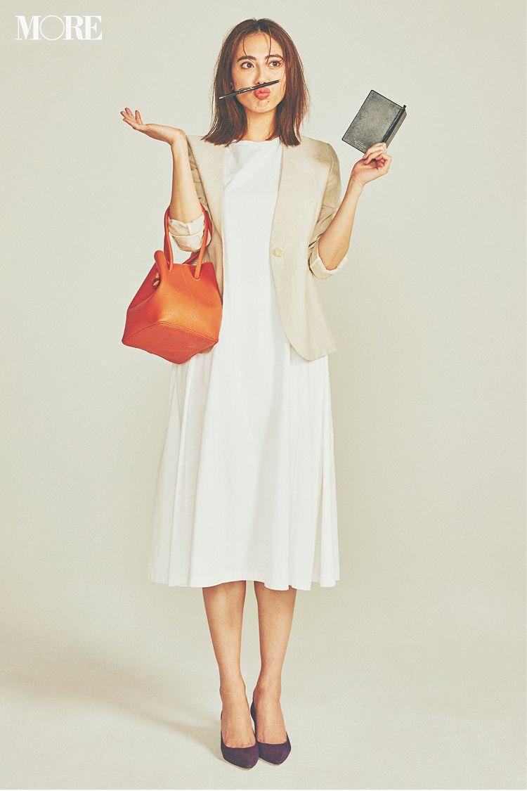 今日のコーデ いつもの私からちょっぴり新しい私へ バミューダパンツでおしゃれにトライ 佐藤栞里 カワイイスタイル ファッション バミューダパンツ