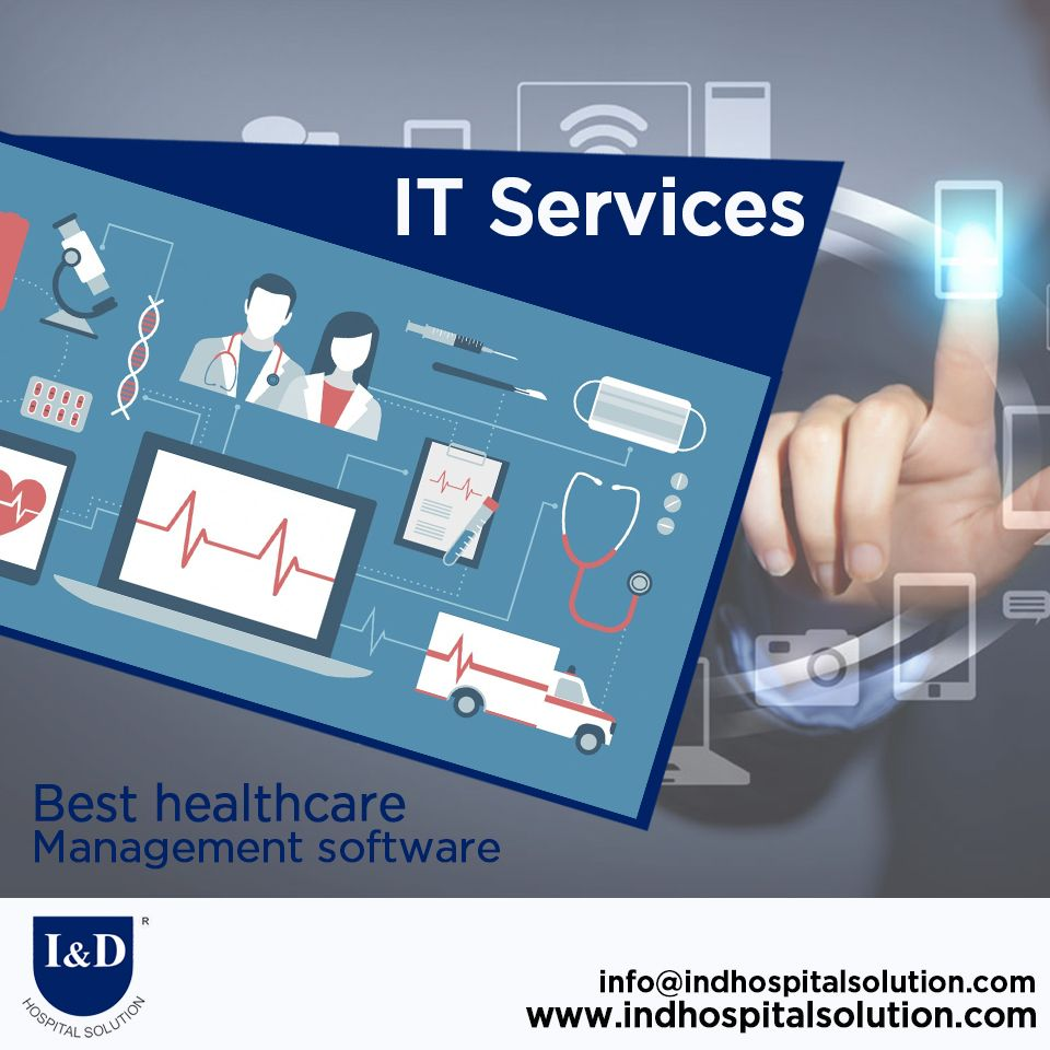 We Provide The Best Healthcare Management Software In India Which