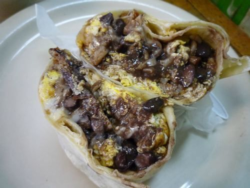 Mexican Eats: downtown Bakery