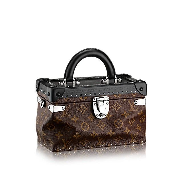 8083ce762044 AAA high quality replica louis vuitton city trunk pm monogram canvas  fashion show selection M43118