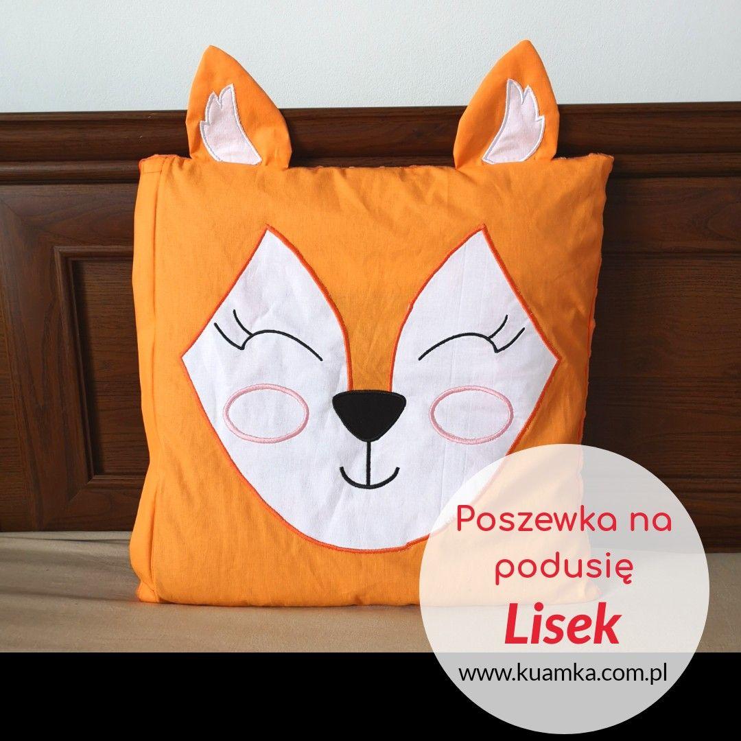 Poduszka Ozdobna Lisek Paper Shopping Bag Decor Shopping Bag