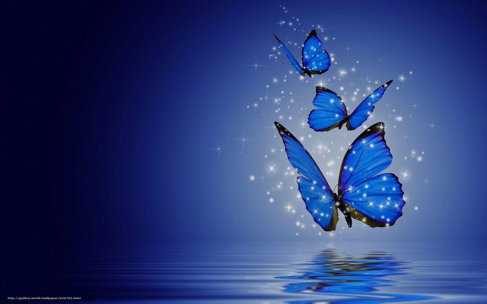 scaricare gli sfondi farfalle farfalle 3d sfondi gratis