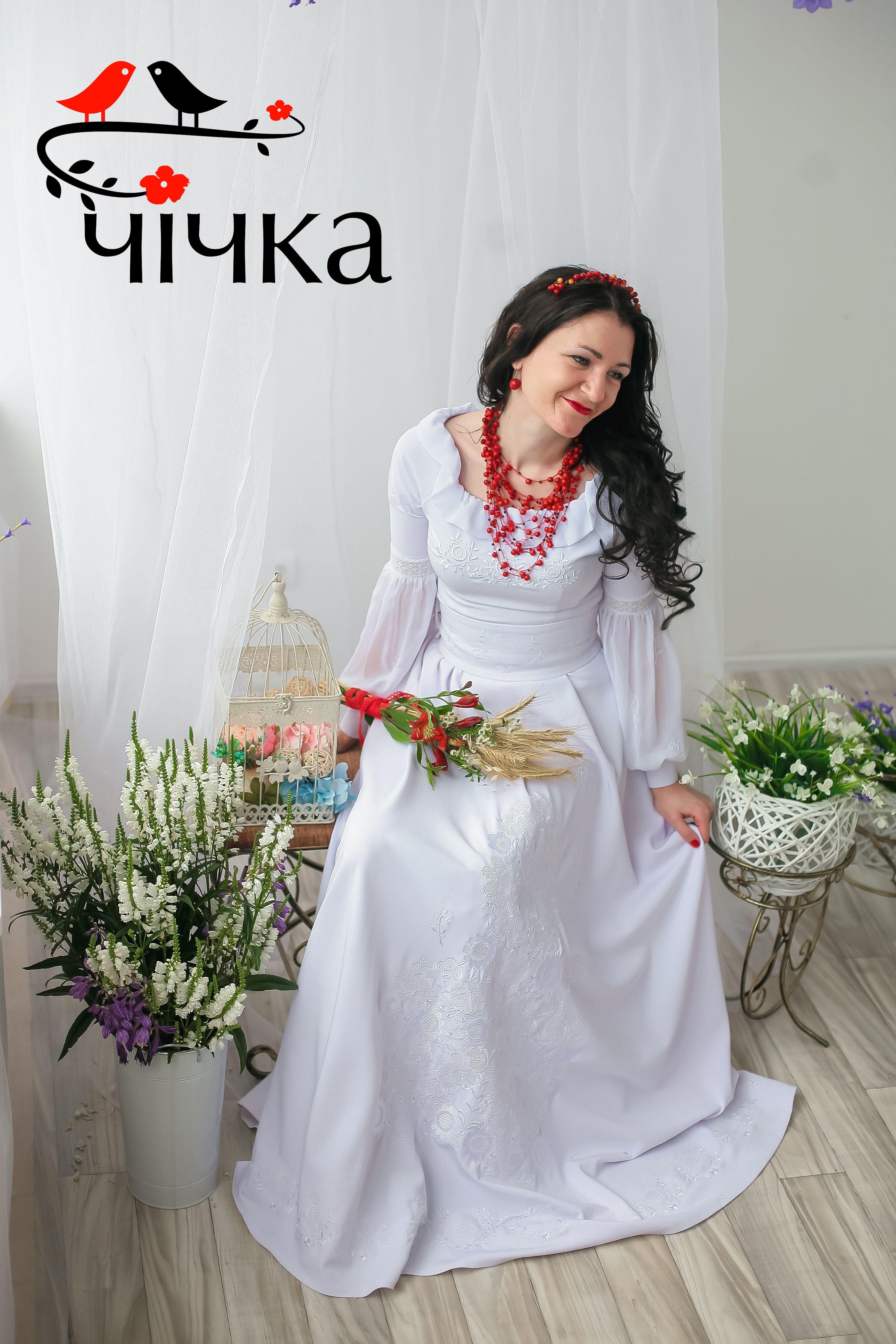 Ексклюзивна весільна сукня!  ca57620ab42ea
