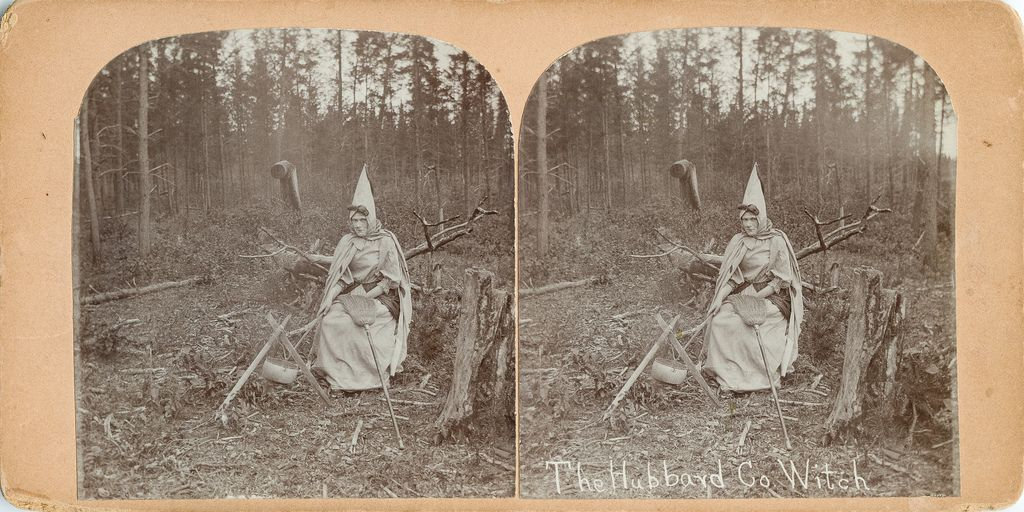 The Hubbard Co. Witch =view stereo | Flickr - Photo Sharing!