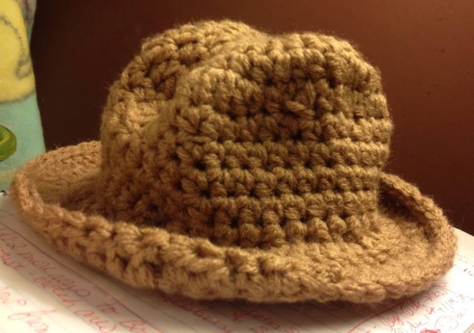 crochet cowboy hat | Things I've Crocheted | Crochet ...