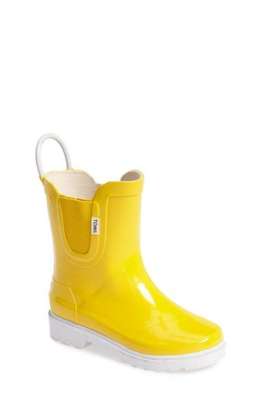 Toms Tiny Rain Boot Walker Toddler Nordstrom Rain Boots Boots Toddler Rain Boots