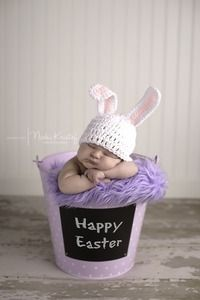 bunny, easter ideas, cute easter, baby easter, happy easter