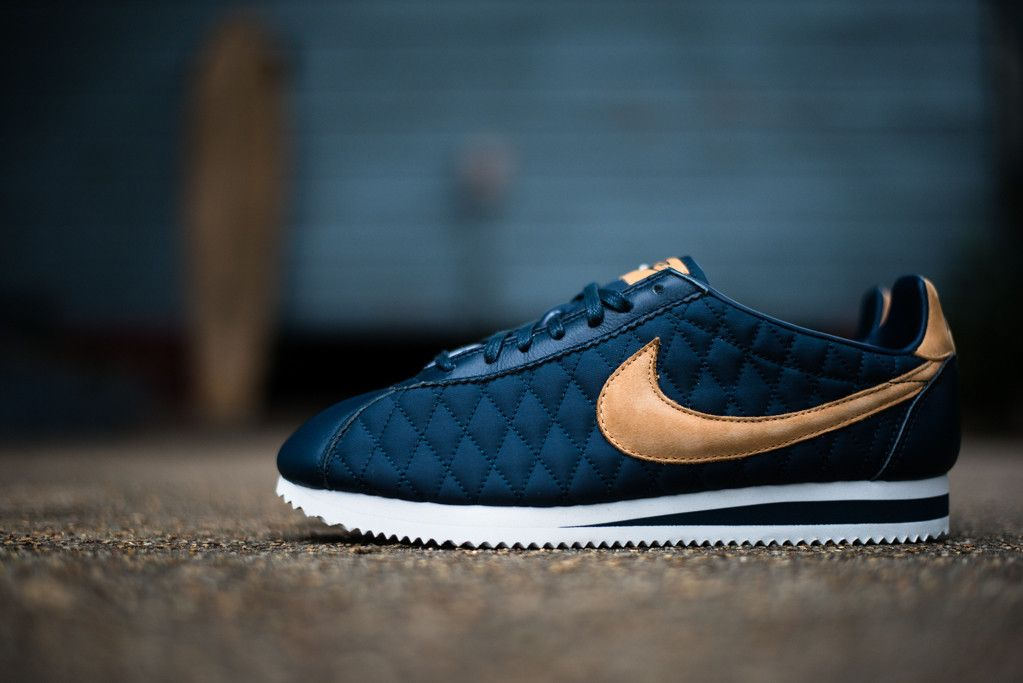 Nike Classic Cortez Nylon Prem QS Quilted   SICKSHOEGAME