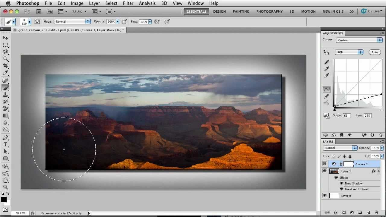 Creating a frame border gallery effect in photoshop adobe elements creating a frame border gallery effect in photoshop baditri Images