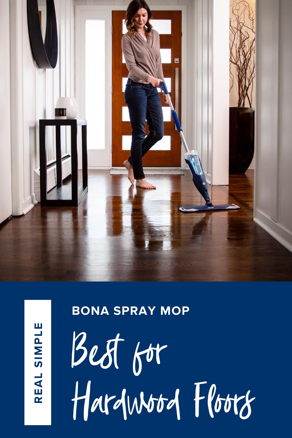 The 9 Best Mops For Squeaky Clean Floors According To Thousands Of Reviews Flooring Hardwood Floor Cleaner