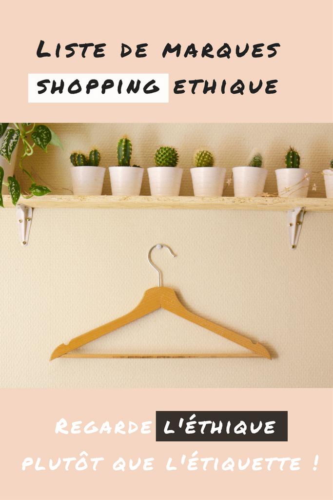 expédition gratuite qualité et quantité assurées grande remise Liste de marques de mode éthique pour un shopping ...