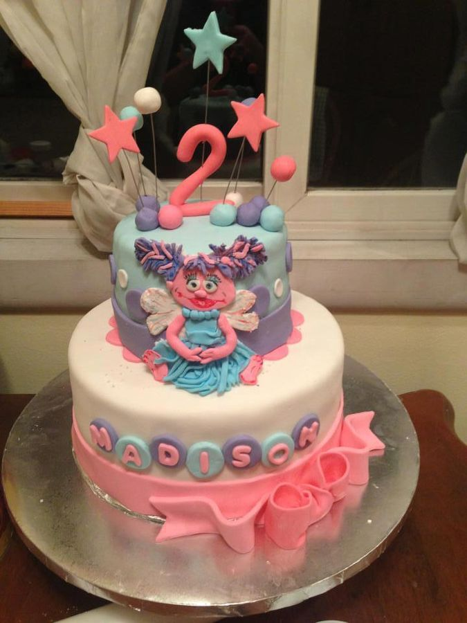Abby Cadabby Birthday Cake So Doing This For 2nd Bday Theme We Are