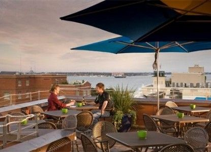 Vendue Inn Charleston, SC- 1 year anniversary | Rooftop ...