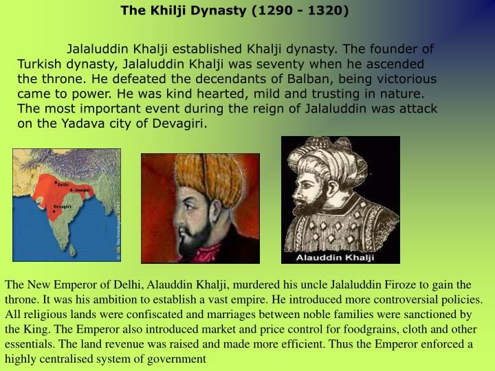 Photo of The period between 1206 AD and 1526 AD in Indian History is known as the Delhi Sultanate.