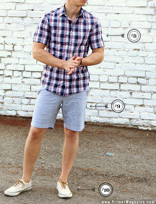 f323c9a751 Men's Summer Fashion: 15 Style Essentials | Fashion For Him / Summer ...