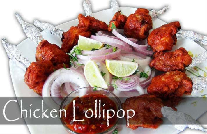chicken lollipop recipe in hindi non veg how to forumfinder Gallery