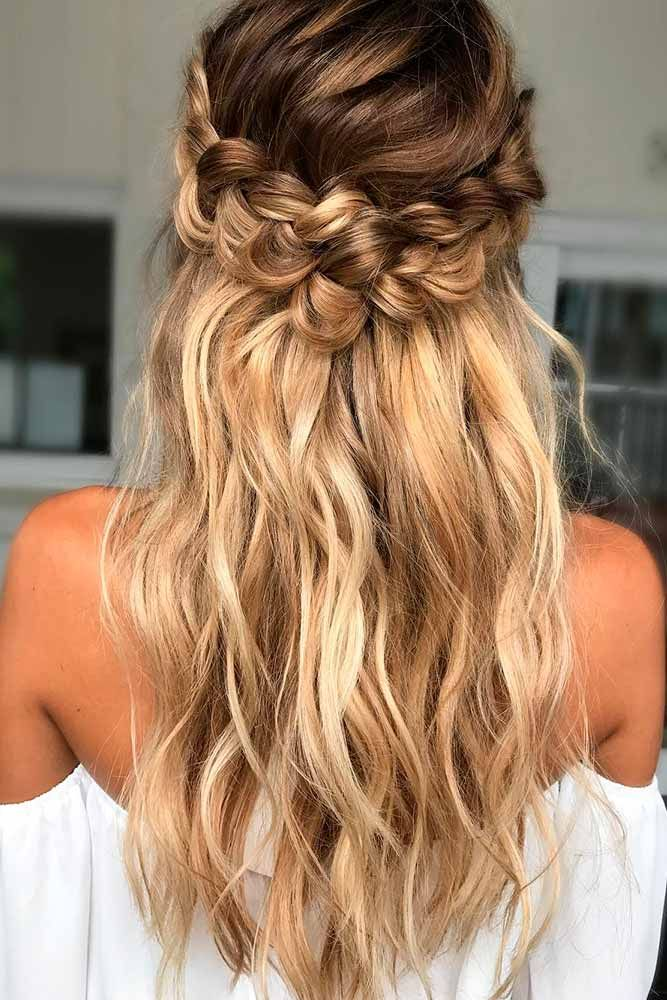 Cute Hairstyles For Prom 21 Chic Hairstyles For Prom To Let You Be Amazing  Chic Hairstyles