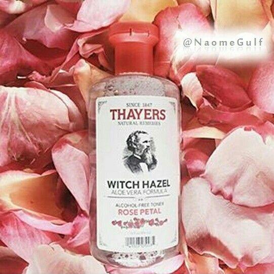 تونر بتلات الورد الاكثر مبيعا والاعلى تقيما مكون من بتلات الورد وجوز الطيب والصبار خالي من Toner For Face Witch Hazel Toner Alcohol Free Toner