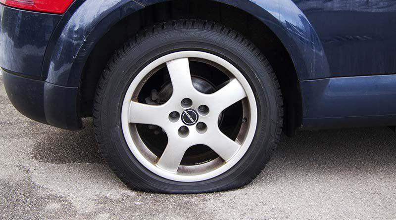Car rental absurdities I'd change if I could Flat tire