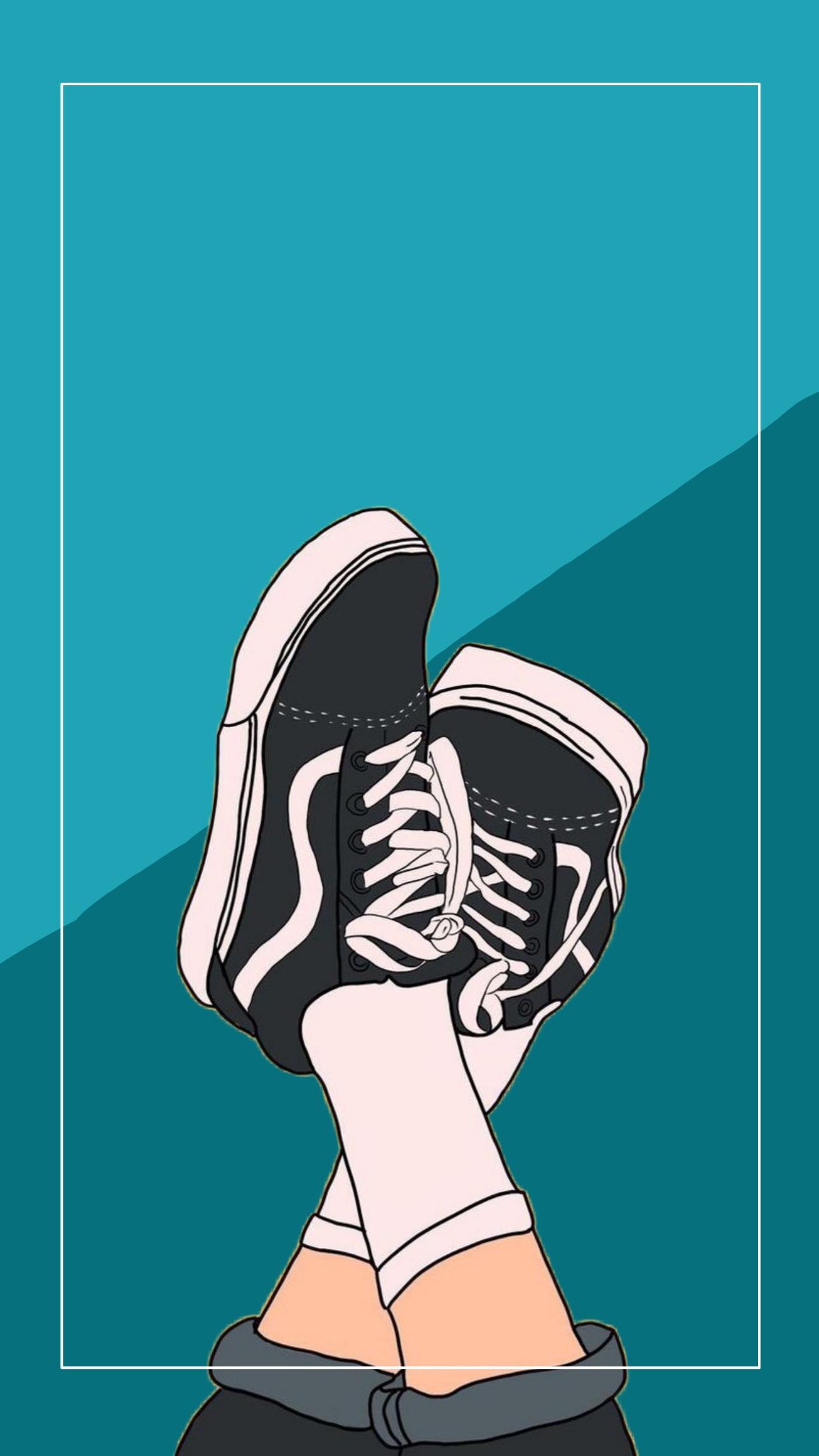 Vans In 2020 Cute Cartoon Wallpapers Cool Tomboy Wallpapers Vaporwave Wallpaper