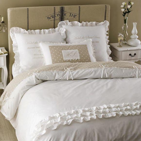 digne des maisons d 39 h te d couvrez la parure de lit sans