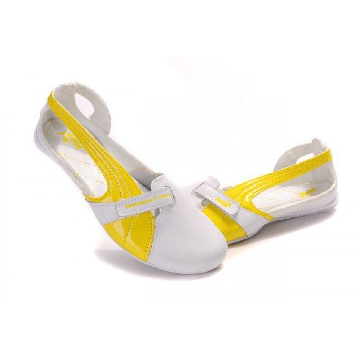 b43257664d3500 white with yellow shoes