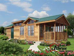 2 bedroom park model mobile homes