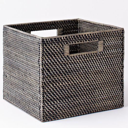 Modern Weave Storage Bin Storage Bin Storage Storage Bins