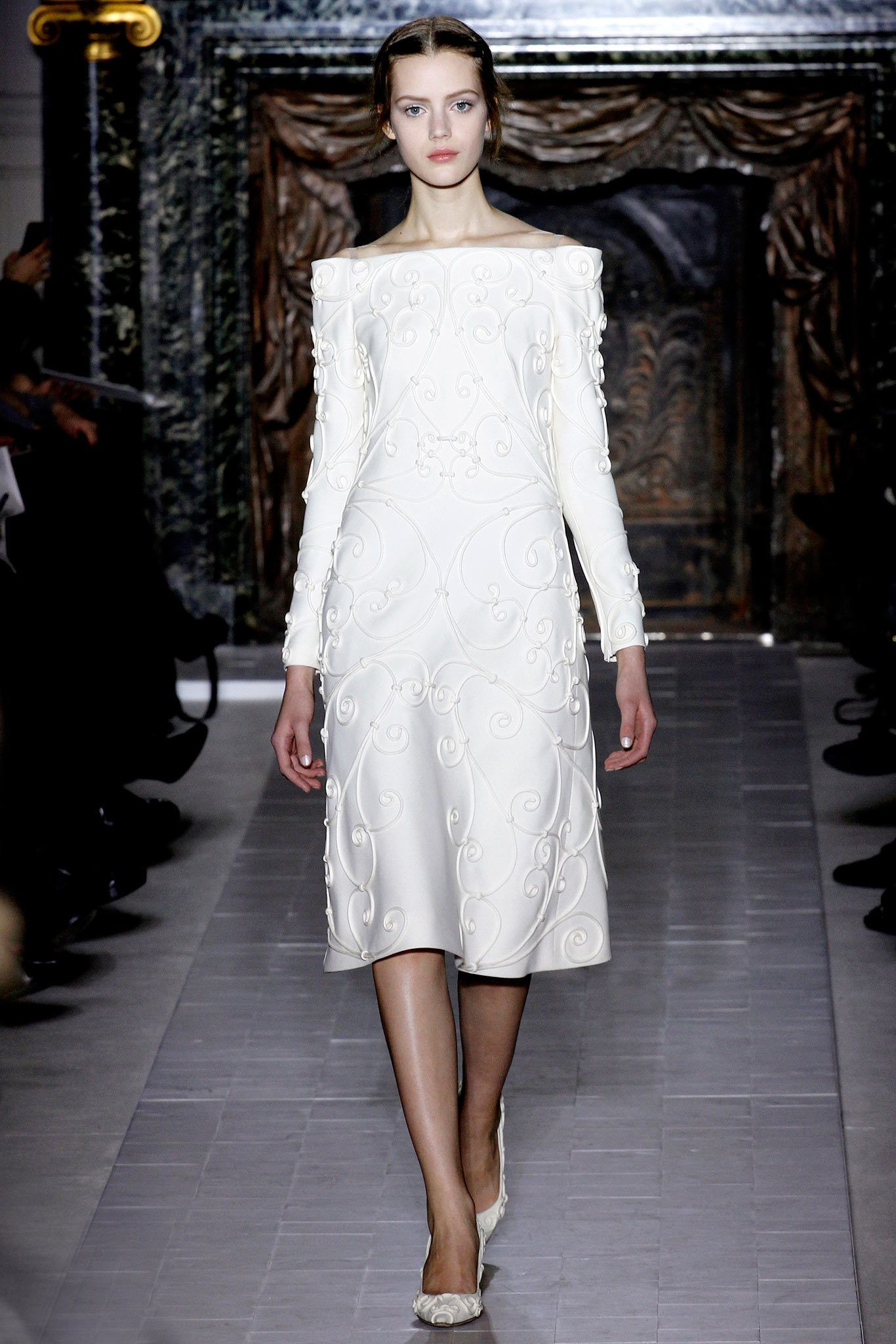 Valentino Garavani spring 2013 couture collection. See more: #ValentinoGaravaniAtFip, #FashionInPics