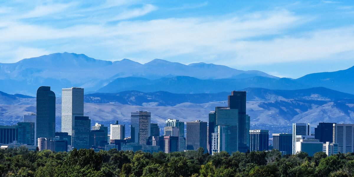 10 Remote Jobs In Denver Colorado Hiring Now Denver Skyline Colorado Skyline