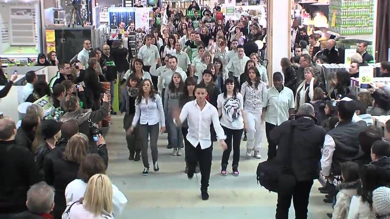 Flashmob Leroy Merlin Reims By Ismael Footzbeul Flash Mob Video Artist Reims