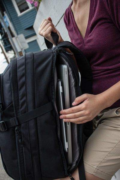 A carry-on bag for lighter trips - even RyanAir compliant! | Tortuga Air Carry On Backpack