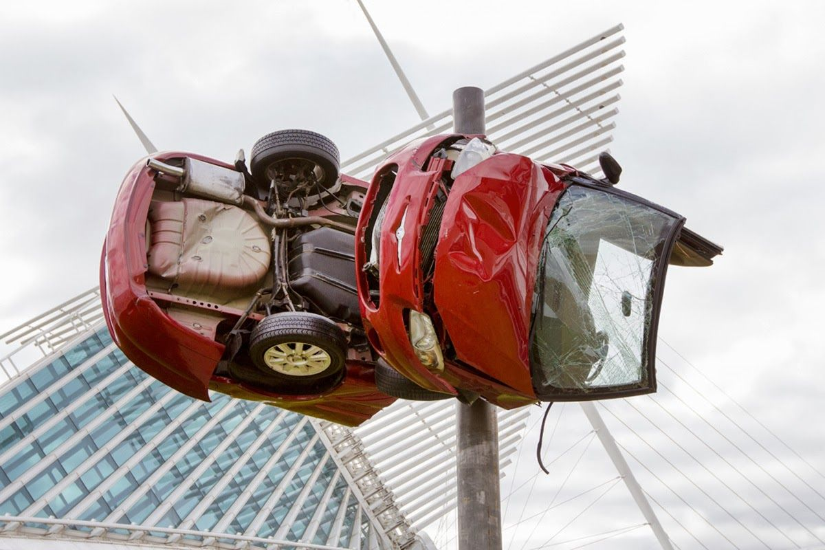 Amedeo Liberatoscioli: Milwaukee Art Museum - Santiago Calatrava