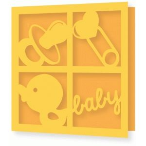 Download Silhouette Design Store - View Design #45264: baby mosaic ...