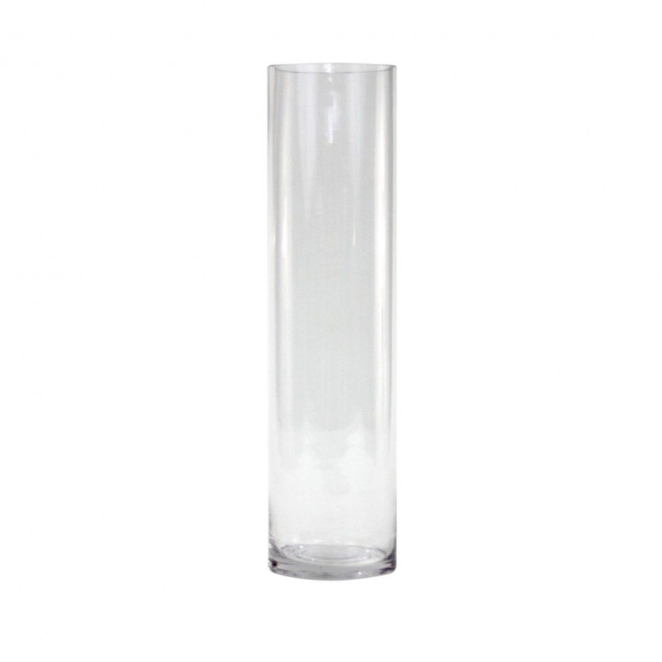 4 x 16 Cylinder Glass Vase, 6-Pack [404339] : Wholesale Wedding ...