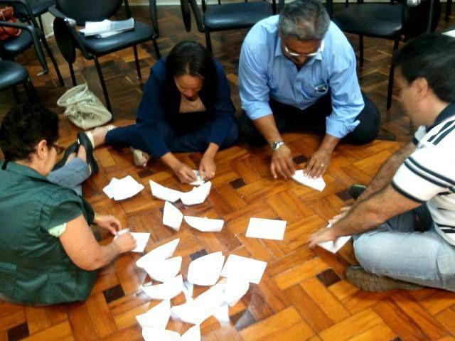 Jogo de Processo. Programa Gestão de Pessoas. Módulo Desenvolvimento de Equipes.