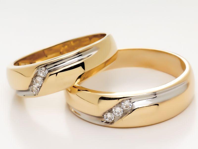 Matrimonio In Oro : Anillos de matrimonio oro amarillo pinterest