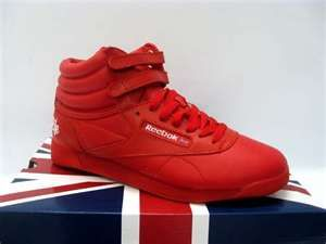 Reebok Lifestyle Freestyle Hi My doctor told me these are