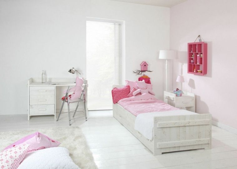 Chambre Petite Fille Blanche - Amazing Home Ideas - freetattoosdesign.us