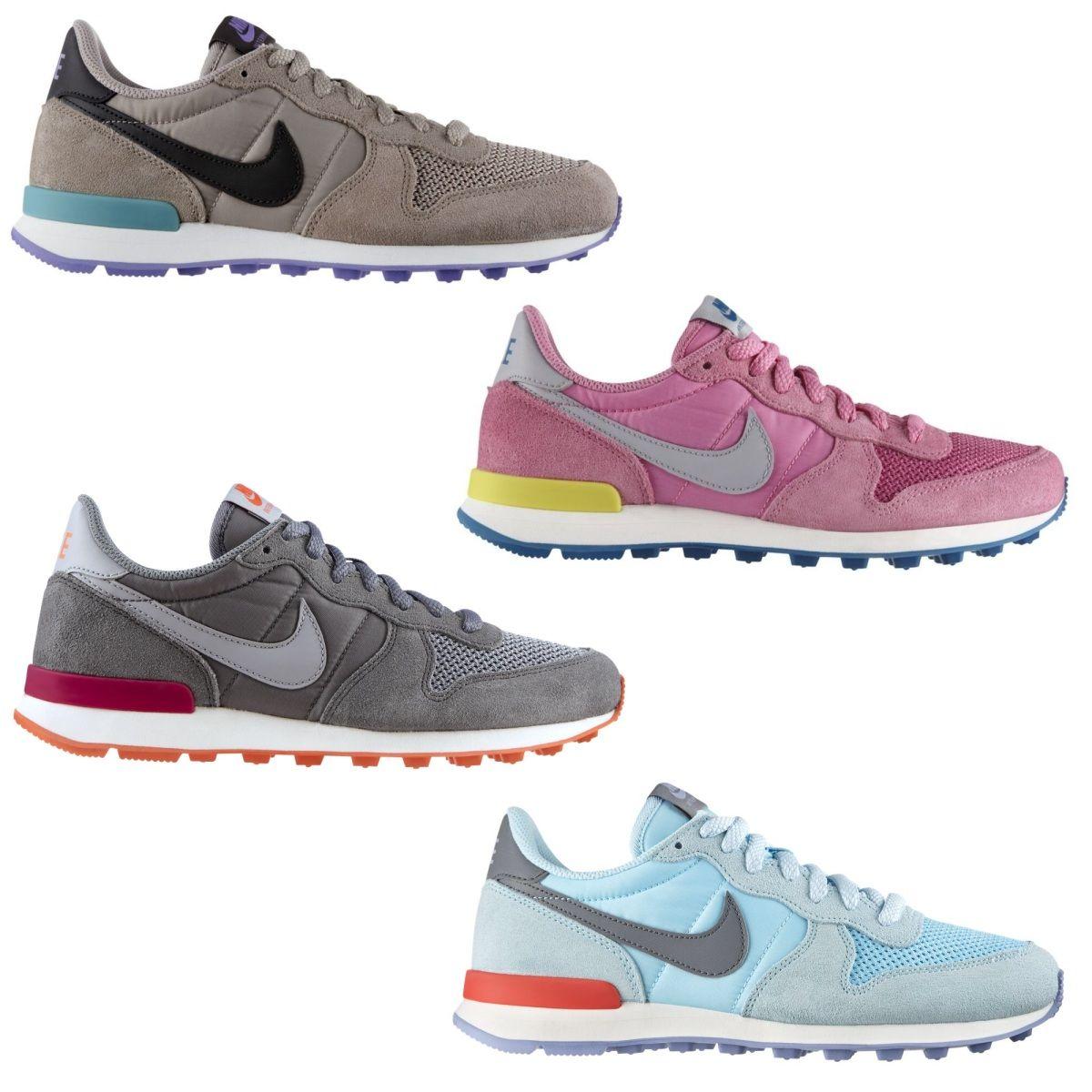 Delegar Mathis Mediana  Nike Internationalist Damen Schuhe Turnschuhe ... damen nike sneaker  internationalist sneakers schuhe turnschuhe wildleder frei… in 2020 |  Sneakers, Sneakers nike, Nike
